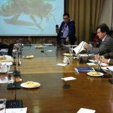 Comisión Agricultura / Ministro