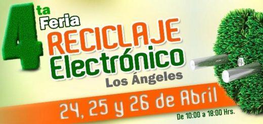 Feria Reciclaje Electrónica / Los Ángeles