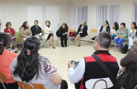 Mesa Intersectorial de Seguridad Pública se reunió en Villa Los Profesores