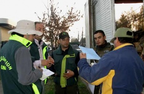 CONAF realiza exhaustiva fiscalización al transporte y comercialización de leña nativa en la Provincia de Bío Bío
