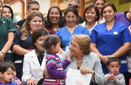 """""""Sembrando Sonrisas"""" daría cobertura a cerca de 400 mil niños y niñas de 2 a menos de 6 años"""