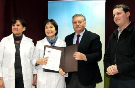 CESFAM Entre Ríos de Los Ángeles destaca entre proyectos de salud a nivel provincial