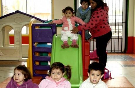 Esperan cobijar a más de 440 niños en seis nuevas salas cunas y jardines infantiles durante este año
