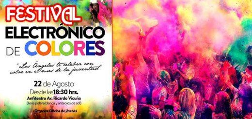 Los Ángeles / Festival de Colores