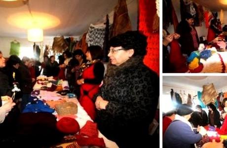 Angelinas exhibieron sus talentos a la comunidad en Casa Abierta CeMujer 2015