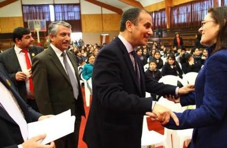 En la Región 54 establecimientos educacionales pasarán a ser gratuitos beneficiando a 41 mil familias