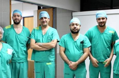 Con éxito finalizó cuarto procuramiento de órganos en Ángeles