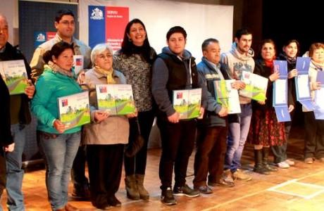 SERVIU: Más de 400 familias de nuestra comuna recibieron subsidios habitacionales