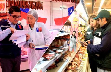 SAG Bío Bío realizó balance de fiscalización de Ley de la carne y alcoholes en Fiestas Patrias