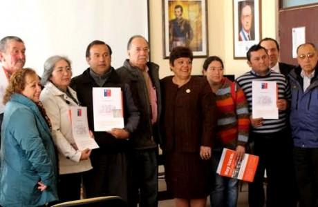 Gobierno entregó más de 18 millones a organizaciones comunitarias de la provincia