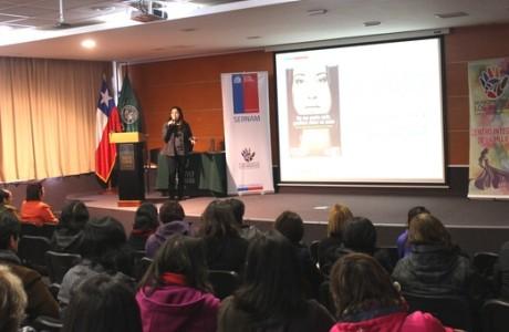 Angelinas conocieron aspectos para prevenir y enfrentar la violencia en contra de la mujer