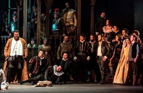 """""""De Bach a Broadway"""": Coro del Teatro Municipal de Santiago se presenta en Los Ángeles"""