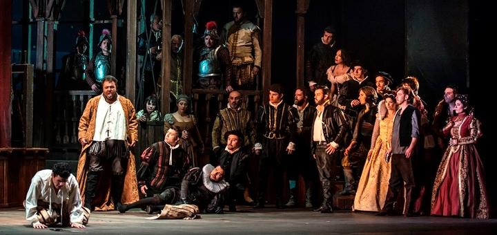"""""""De Bach a Broadway"""": Coro del Teatro Municipal de Santiago / Los Ángeles"""
