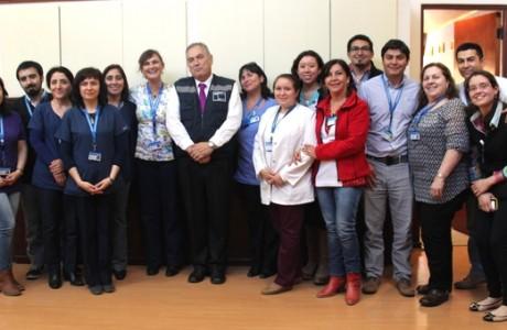 Cesfam Nuevo Horizonte es líder en la provincia y segundo en la región como Promotor de la Salud