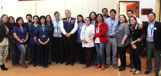 Cesfam Nuevo Horizonte / Promotor de la Salud