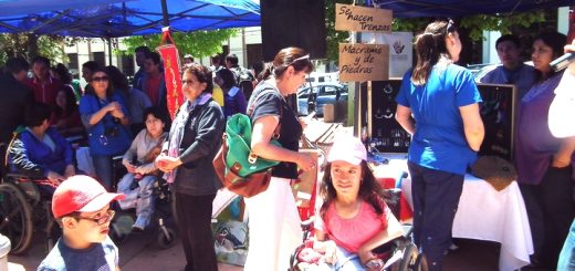 Feria Inclusión / Los Ángeles