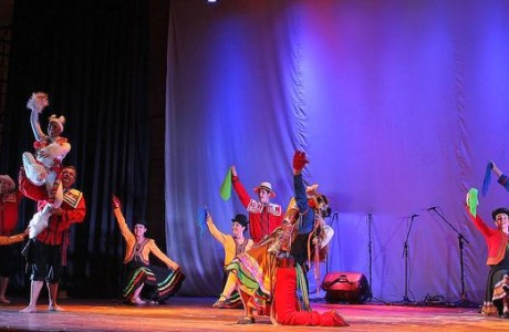 Encuentro Internacional de Folklore y Cultura ChileSur 2016 se toma la agenda veraniega en Los Ángeles