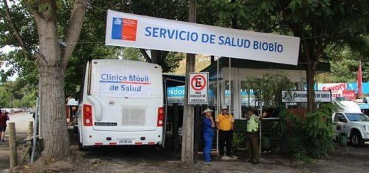 Saltos del Laja / Clínica Móvil / Ambulancia