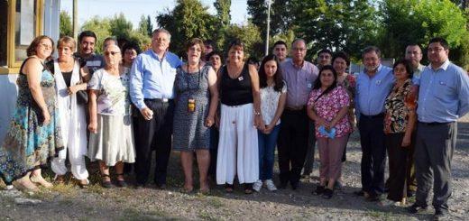 Vecinos de Choroico y Llano Blanco cuentan con Red de Emergencia Rural