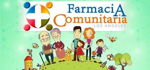 Farmacia Comunitaria de Los Ángeles: Inician inscripciones y recepción de documentos