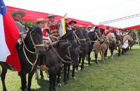 Exitosa feria costumbrista de Paso de Piedra recibió a miles de visitantes