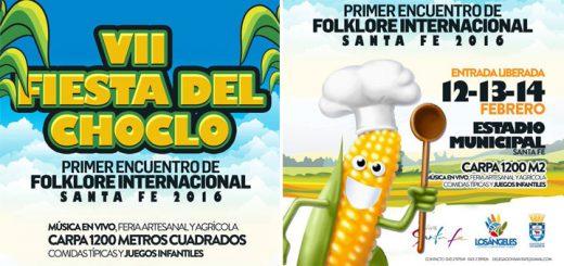 VII Fiesta del Choclo y I Encuentro de Folklore Internacional en Santa Fe