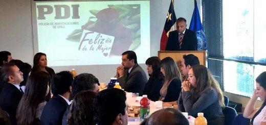 PDI Los Ángeles Celebra  a las mujeres en su día