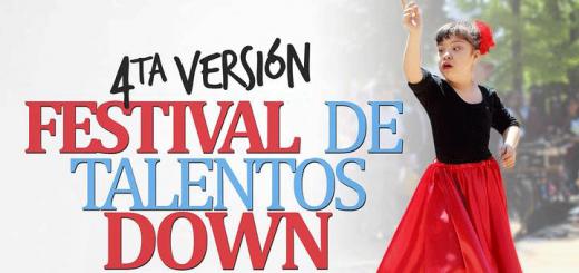 Con Festival de Talentos conmemorarán en Los Ángeles el Día Internacional del Síndrome de Down