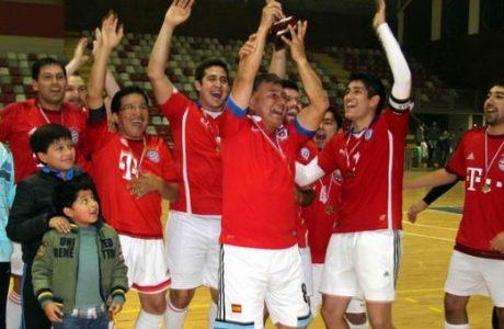 Copa Intercesfam ya tiene a sus monarcas 2016