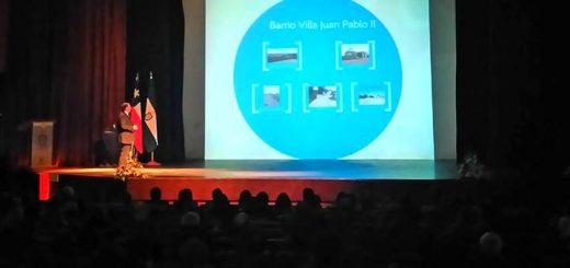 Alcalde Krause entregó Cuenta Pública gestión 2015