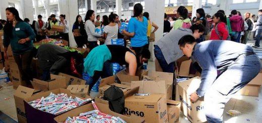 Los Ángeles conmemorará el Día Internacional del Voluntariado Juvenil