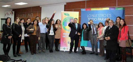 VIDA SANA: Directores de escuelas y liceos municipales conocen estrategia