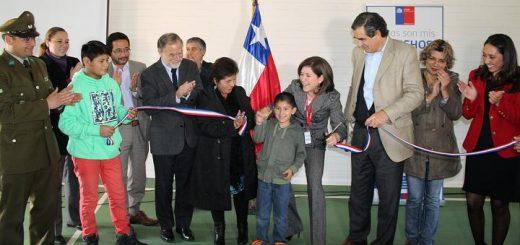 Residencia Ciudad del Niño de Los Ángeles inaugura nuevas obras de infraestructura