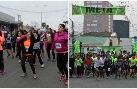 Centenares de runners dieron vida a Corrida Atlética Familiar Aniversario Los Ángeles