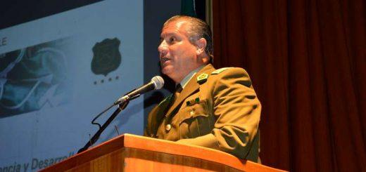 General Director de Carabineros realizó charla motivacional a alumnos de establecimientos municipales