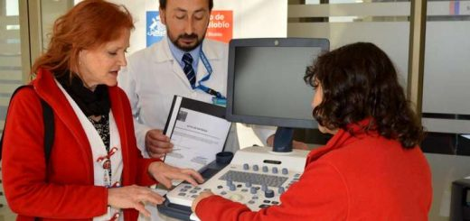 CESFAM Sur obtiene nuevo ecógrafo y espirómetro para su comunidad usuaria
