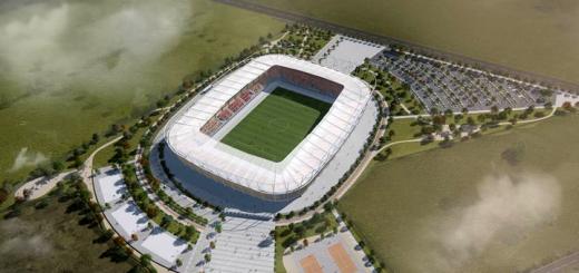 """Gobierno desmiente """"error de gestión"""" en proyecto del nuevo estadio de Los Ángeles"""