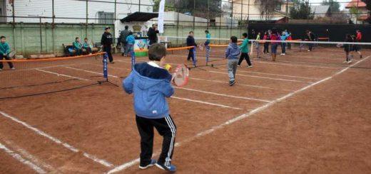 Diversión, sana competencia y nuevos talentos marcaron el 1er Torneo Recreativo de Mini Tenis Los Ángeles