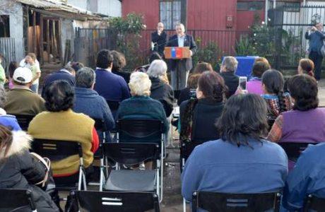 Familias de Los Ángeles podrán reconstruir sus viviendas