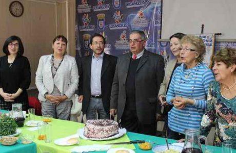 Unión Comunal del Adulto Mayor Santa María de Los Ángeles celebró su 5to aniversario