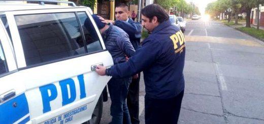 PDI ARRESTA A 6 PERSONAS POR  CONCEPTO DE PENSIONES ALIMENTICIAS / PDI Los Ángeles / Brisexme