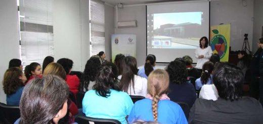 CESFAM Dos de Septiembre y Sur apuntan a ser lugares de trabajo promotores de la salud
