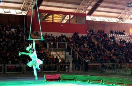 """Senda Los Ángeles cautivó a grandes y chicos con """"Circo Preventivo Familiar"""""""