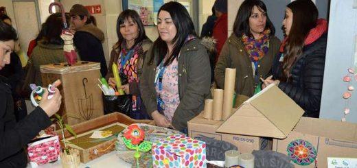 CESFAM Sur celebra Mes del Medio Ambiente con Feria de Reciclaje