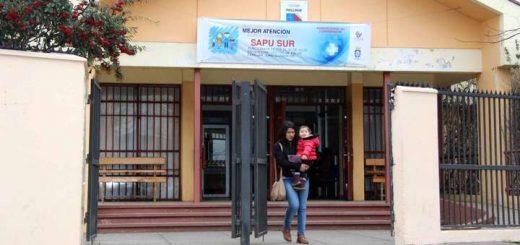 SAPU y CESFAM Sur cierran sus puertas por amenazas y robo a funcionarios y usuarios