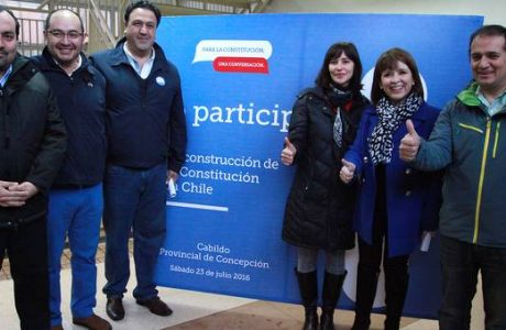 Unas 1.200 personas participan de los 4 cabildos provinciales del Proceso Constituyente en la Región