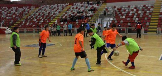 Niños y jóvenes de Villa Los Profesores dieron vida a campeonato de fútbol preventivo