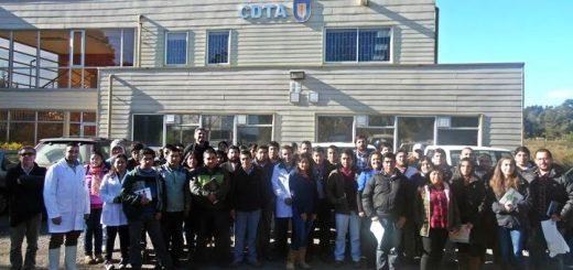 Emprendedores y dirigentes de Alto Biobío visitaron Centro de Desarrollo Tecnológico Agroindustrial de la UDEC