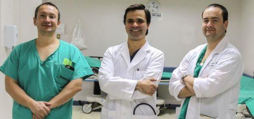 Cirujanos Vasculares del Hospital angelino realizan compleja reparación de aneurisma de la aorta abdominal