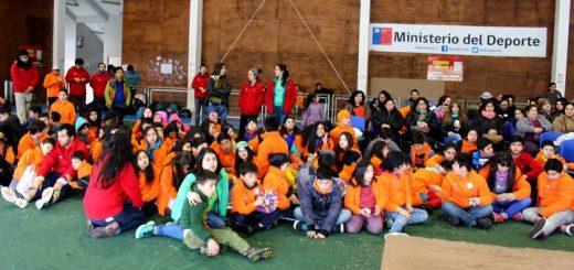 Unos Unos 500 niños participaron de programas recreativos de invierno